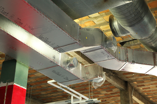 Sheet Metal Werks Spiral Duct Amp Hvac Fabrication In Chicago